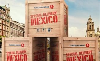 Turkish Cargo includes Mexico City, the capital of Mexico, to its cargo flights network